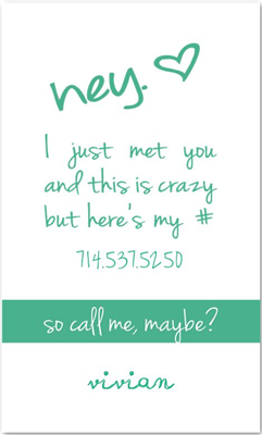 Call Me Maybe 2 Green