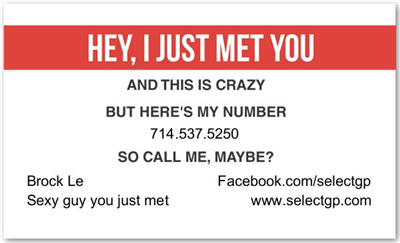 Call Me Maybe 4 Red