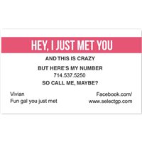 Call Me Maybe 4 Pink