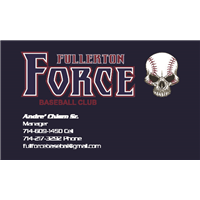 Full Force Baseball BC