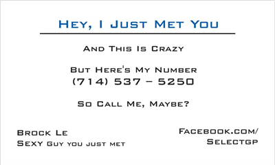 Call Me Maybe 1 Blue
